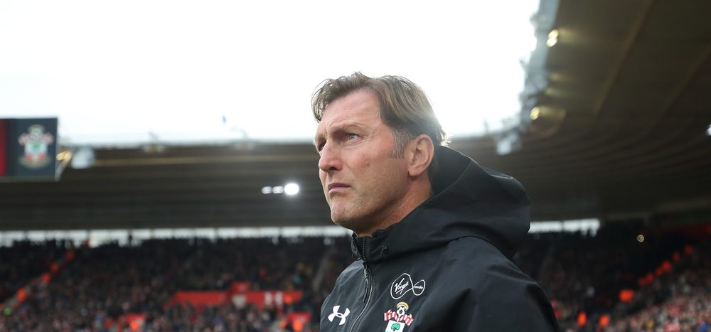 "Fußball: Hasenhüttl ""Trainer des Monats"" in England"