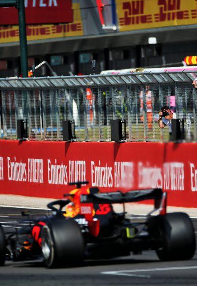 F1: Marko sieht Potenzial