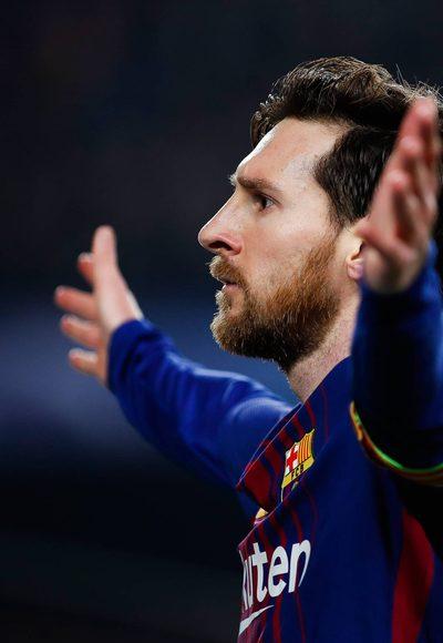 Barca: Messi gibt Fehler zu