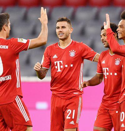 Bayern vor Supercup-Mission