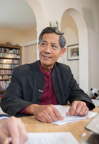 Talk-Spezial: Prof. Bhakdi