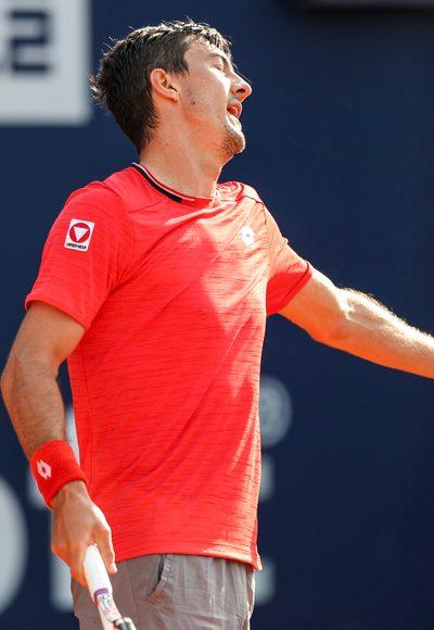Ofner verliert Tennis-Krimi