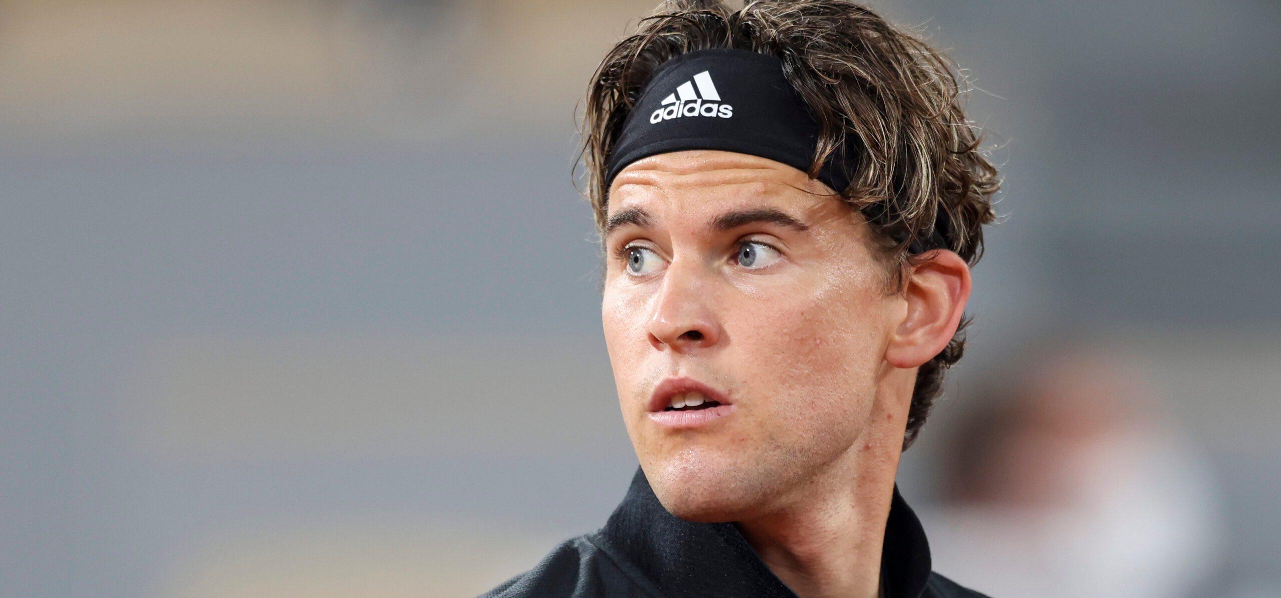 Dominic Thiem: In den Tiebreaks so cool wie Novak Djokovic