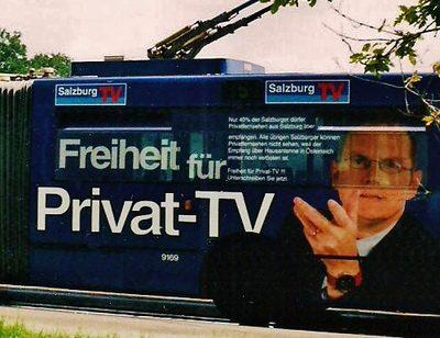 Als Privat-TV verboten war