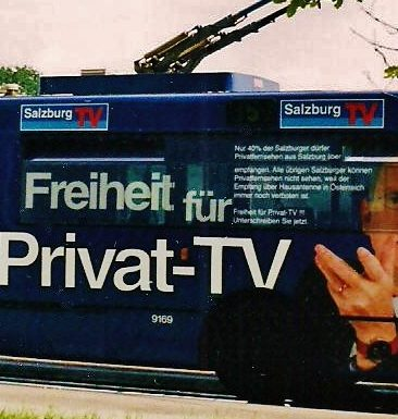 Als Privat-TV verboten war
