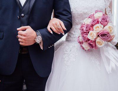 Hochzeiten stark betroffen