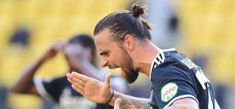 Fußball: Ex-Teamstürmer Harnik droht Karriere-Ende