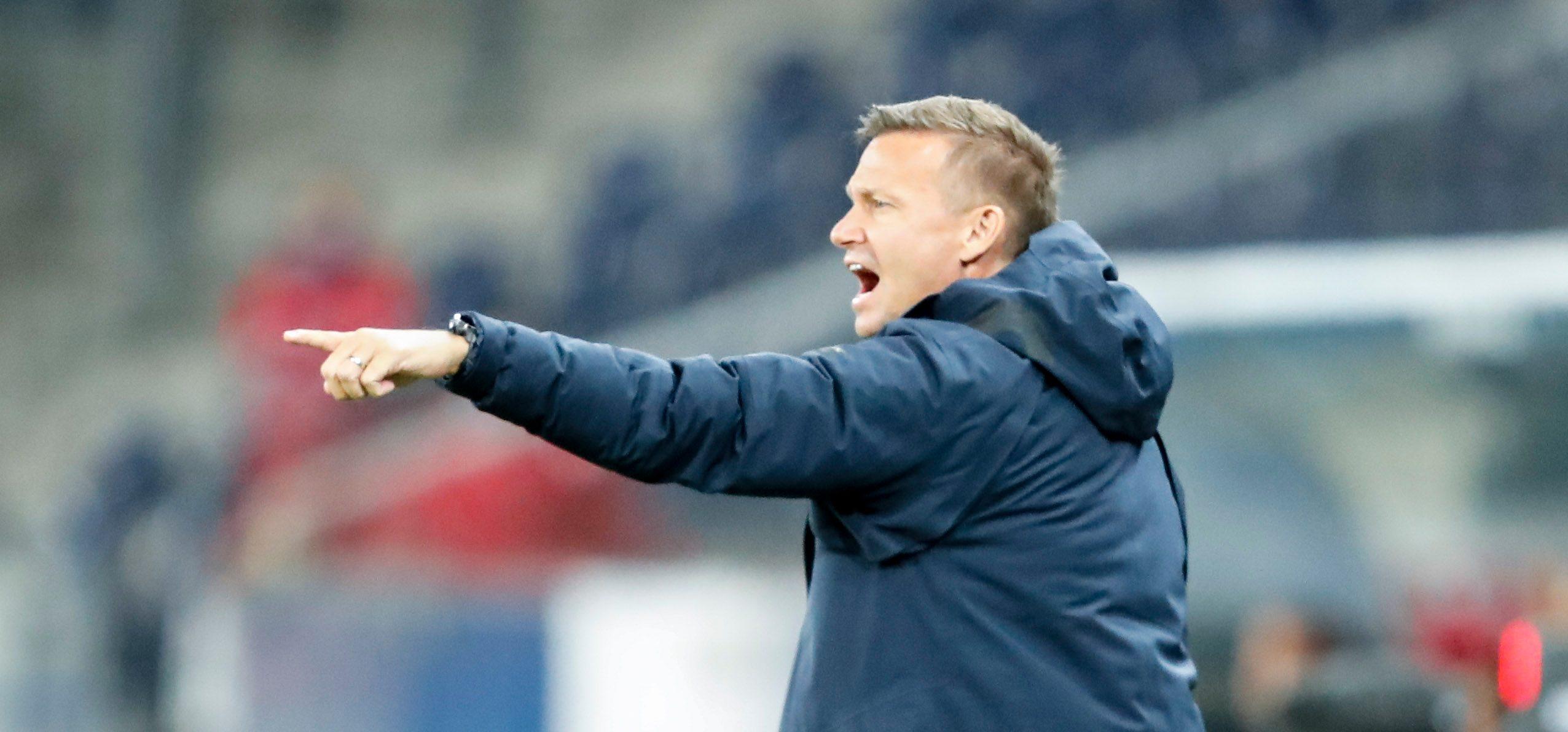"""Fußball: Glanzlos, aber erleichtert – Salzburg bricht den """"Quali-Fluch"""""""