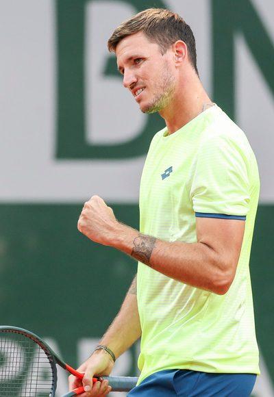 Novak im Viertelfinale
