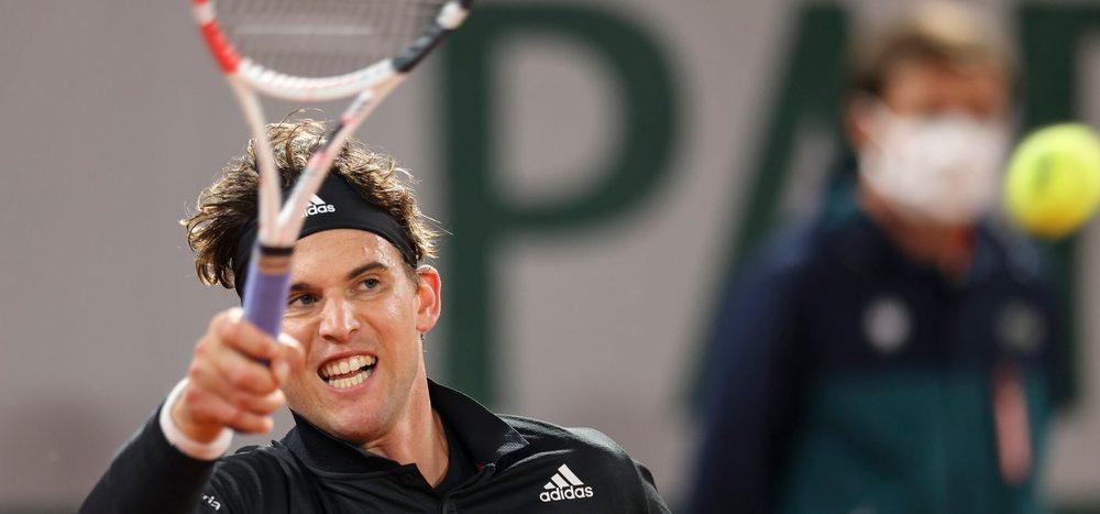 Tennis: Thiem jetzt gegen Ruud um Achtelfinal-Ticket