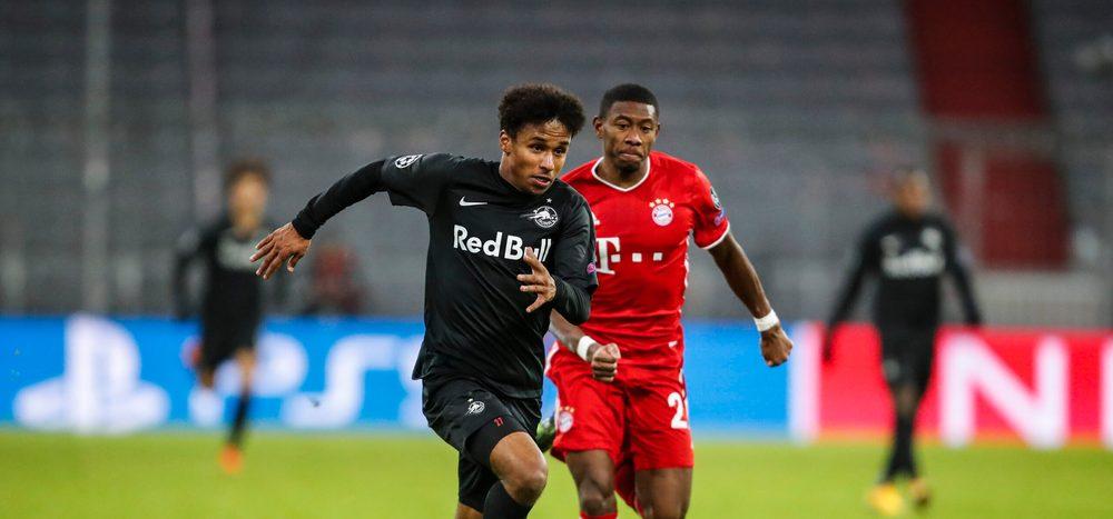 Fußball: Salzburgs CL-Chancen trotz 1:3 gegen Bayern intakt