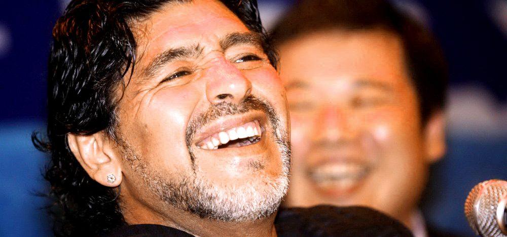 Zum Tod der Fußball-Legende: Diego Maradona – seine besten Sprüche