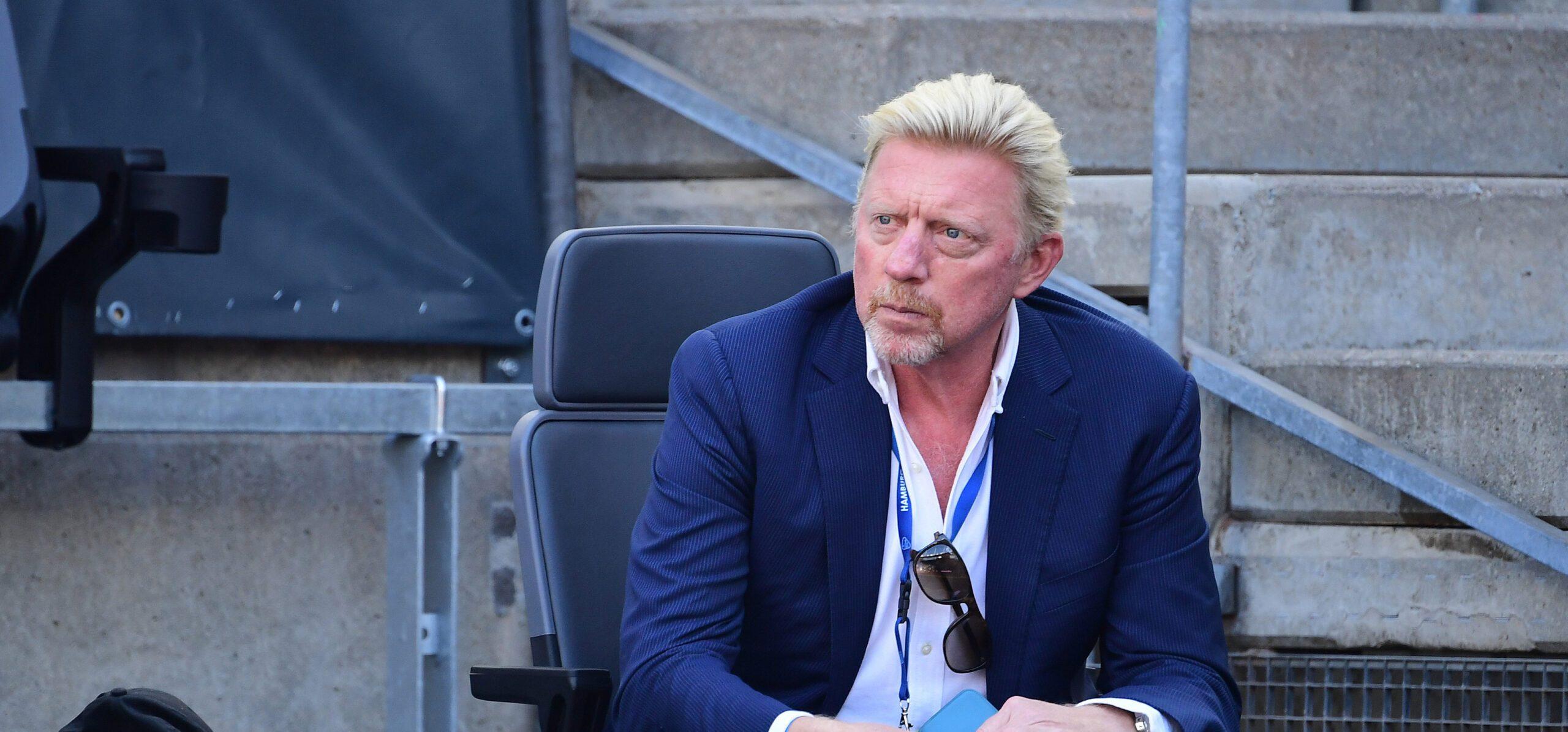 Boris Becker gibt Amt als Deutschlands Herren-Chef auf