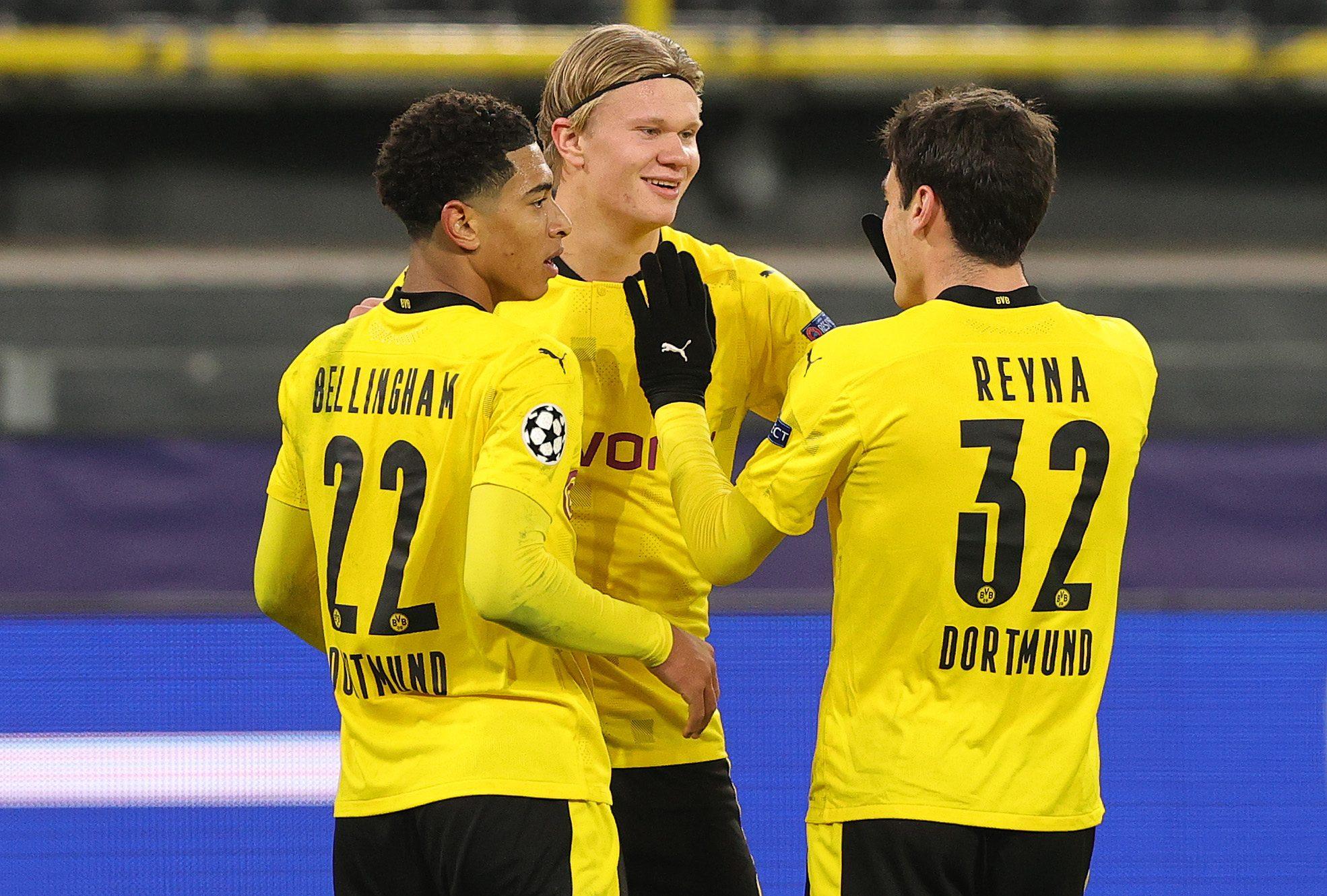 Dortmund auf Aufstiegskurs