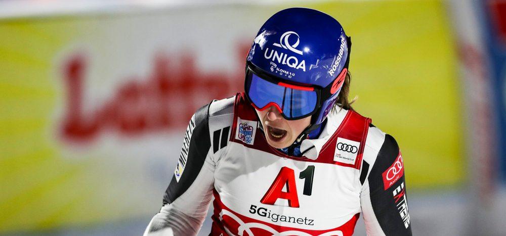 """Ski alpin: Vlhova nach """"Traumstart"""" bereit für große Weltcup-Kugel"""