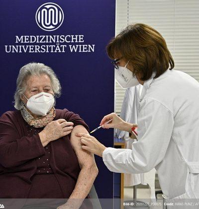 Erste Impfungen verabreicht