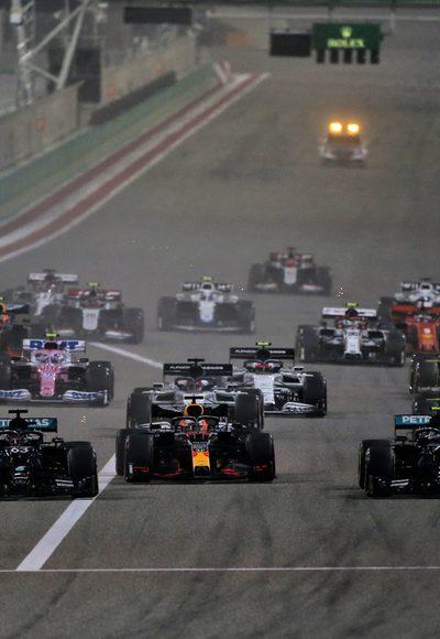 F1: Saisonstart verschoben