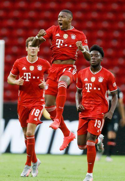 Kiel vs. Bayern LIVE