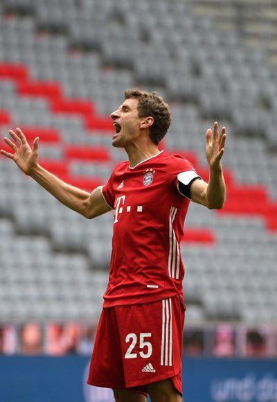Schock für Bayern