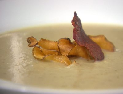 Rezept: Topinambur-Suppe