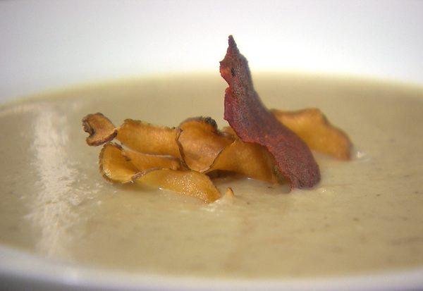 Rezept: Topinambur-Suppe