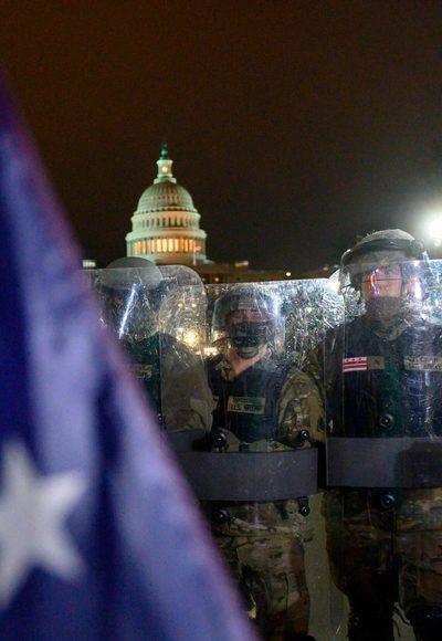 USA: Kapitol gestürmt