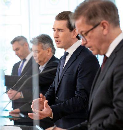 Pressekonferenz im Stream