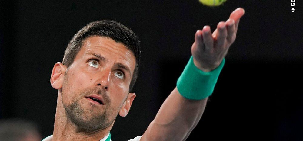Djokovic vs. Karatsev LIVE