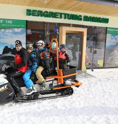 Skitourenfit mit der…