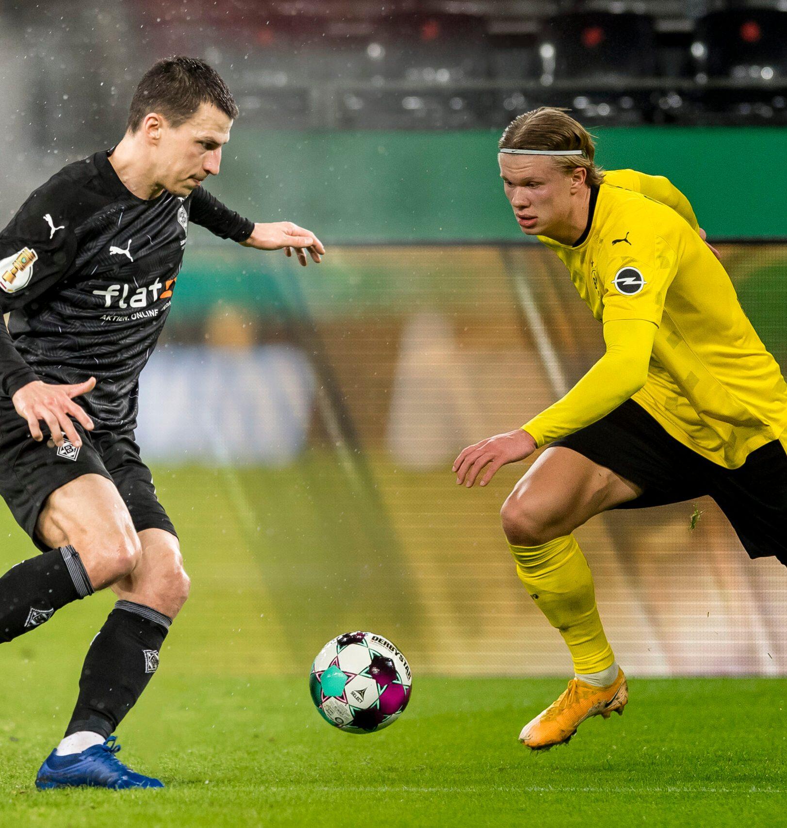 Gladbach vs. Dortmund LIVE