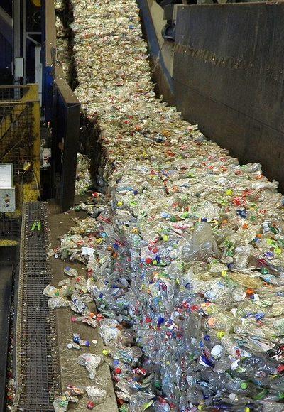 Kampf gegen Müllmassen