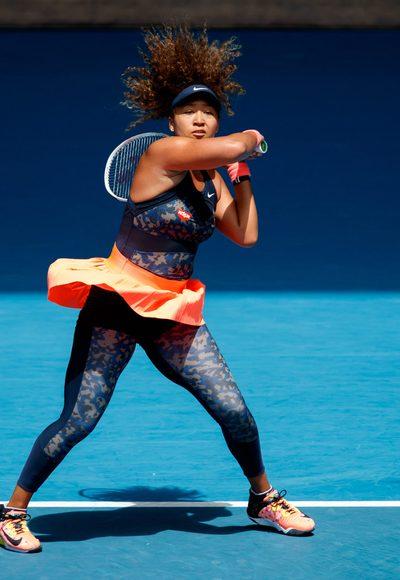 Serena scheitert an Osaka