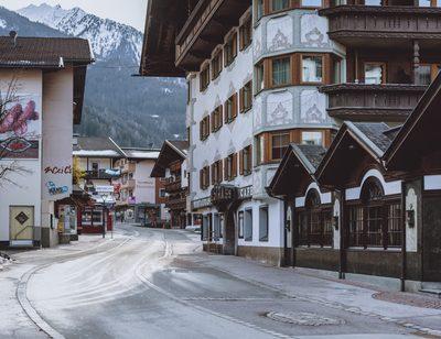 Mayrhofen wird isoliert