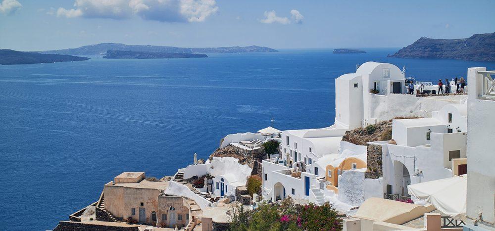 Griechenland öffnet Grenzen für Urlauber Mitte Mai