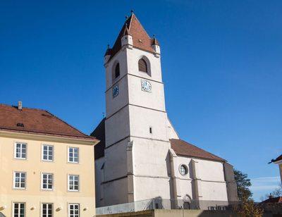 Messe aus Eisenstadt