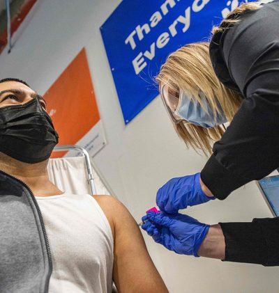 Verdacht auf Impf-Folgen
