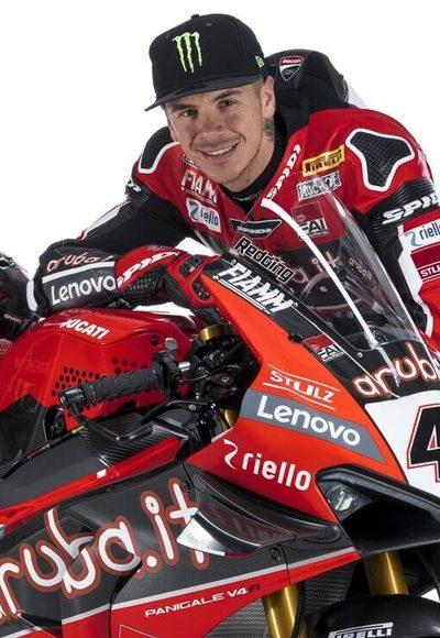 Neue Ducati enthüllt