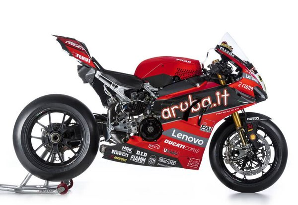 Ducati-Geständnis