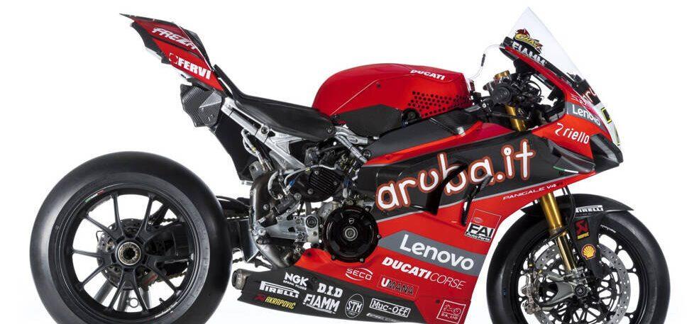 Ducati gesteht: Panigale V4R in der WSBK-Saison 2019 mit Übergewicht