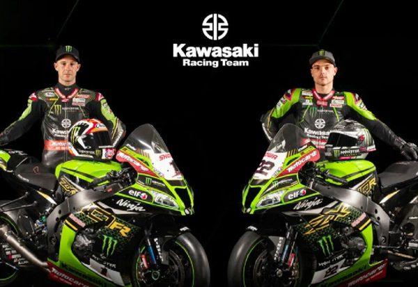 2020er-Kawasaki enthüllt