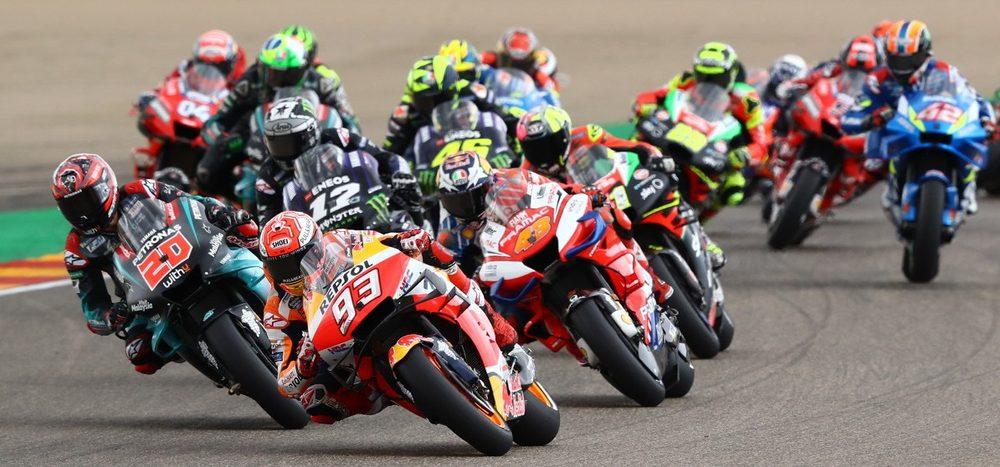 MotoGP-Kalender 2020 angepasst: Neue Termine für Aragon und Thailand fix