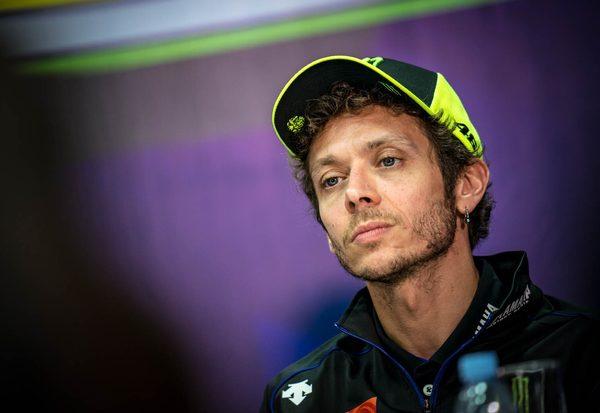 Enttäuschung für Rossi