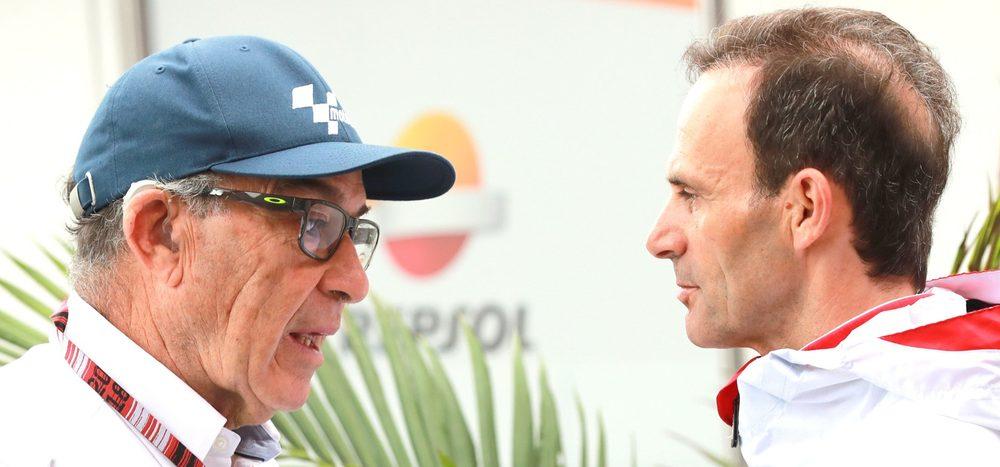"""Ezpeleta kontert Kritik nach Katar-Absage: """"Nur ein Team war bereit zu fahren"""""""