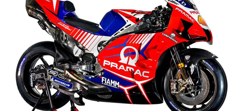 """Pramac-Ducati zeigt Design für 2020: """"Die perfekte Verschmelzung"""""""