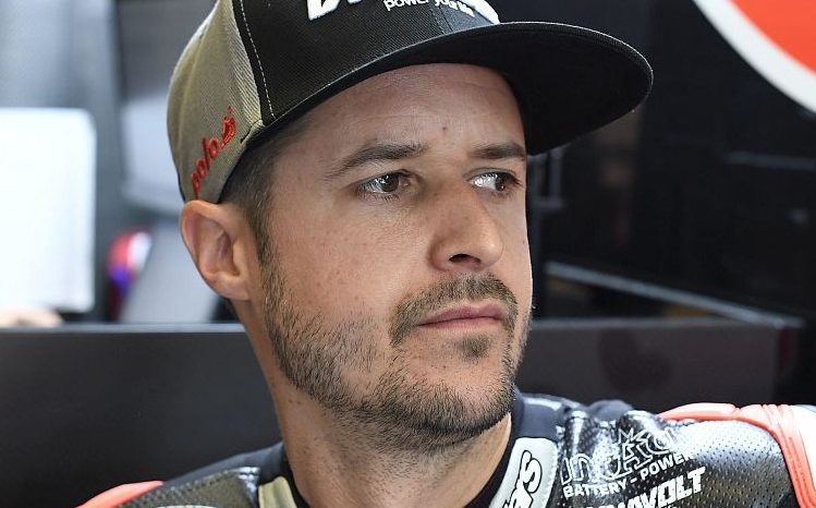 Moto2 in Katar: Tom Lüthi landet zwei Mal im Kiesbett