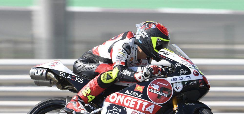 Moto3 Qualifying Katar: Suzuki holt erste Pole des Jahres