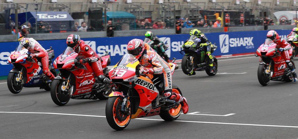 Neue MotoGP-Regel 2020: Frühstart wird ab sofort anders bestraft