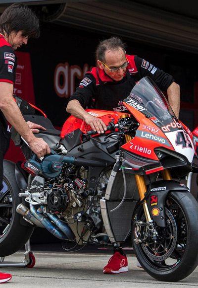 Drehzahl: Ducati gegen alle