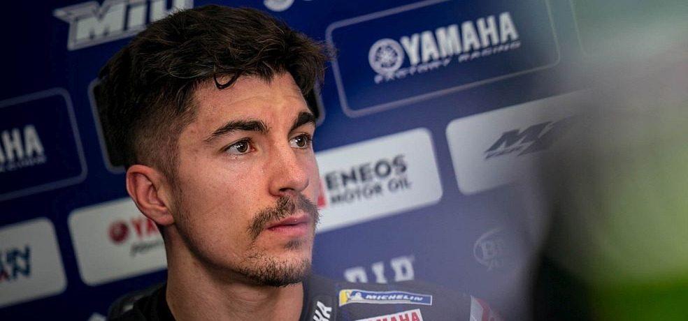 """""""Brauche etwas Ruhe"""": So geht es Vinales nach seinem Motocross-Sturz"""
