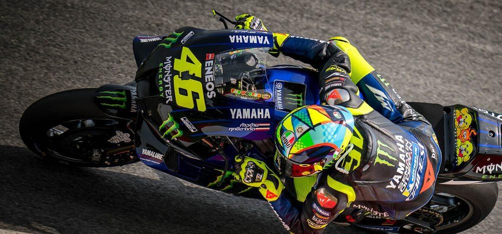 Valentino Rossi im Hausarrest: MotoGP-Star wird zum Simracer